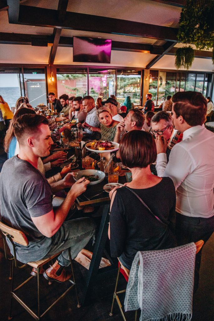 Inside the Joker and Thief - Terrigal Bar and Restaurant