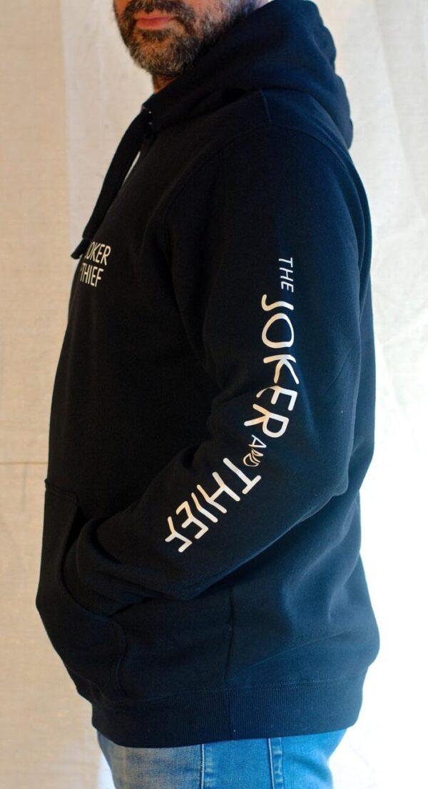 Black hoody left
