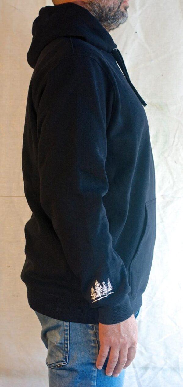 Black hoody right