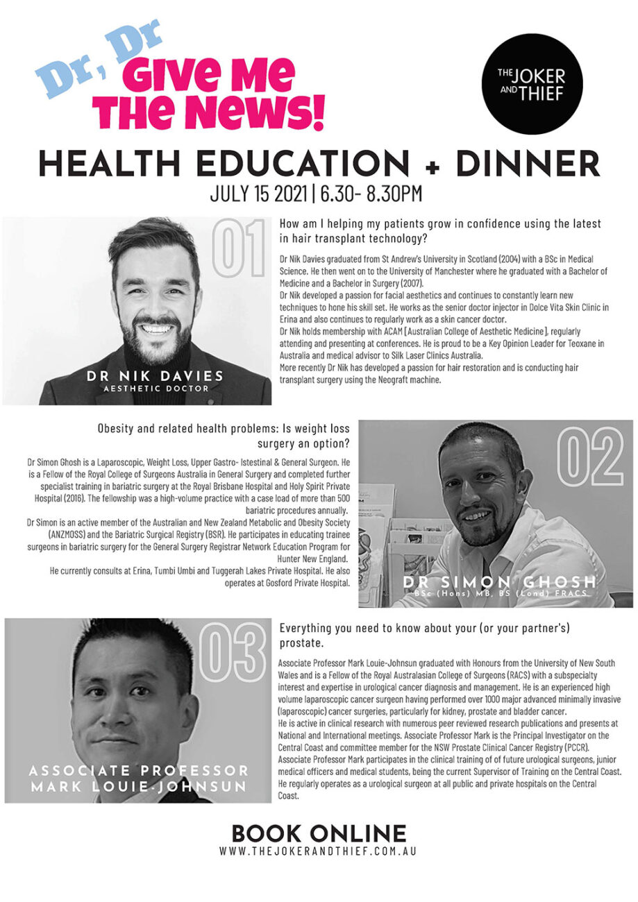 Health Education Workshop