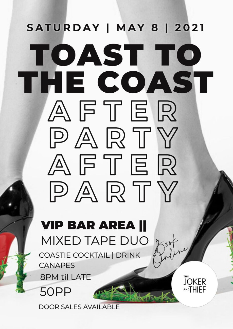 Toast to the Coast After Party