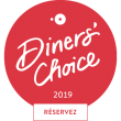 Diners Choice Award 2019